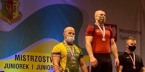 Dwa medale naszych mocarzy