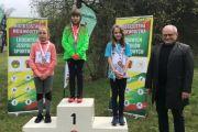 Trzy medale naszych biegaczy