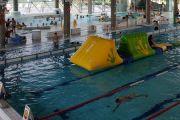 Wznawia zajęcia sekcja pływacka