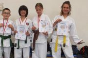 Bardzo udany start karateków w Mielcu